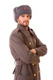 воинский русский Стоковое Изображение RF