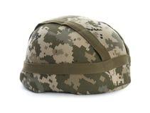 Воинский шлем на предпосылке стоковые изображения