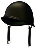 Воинский шлем Стоковое фото RF