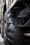 воинское колесо тележки Стоковая Фотография RF