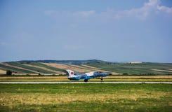 Воинское Airshow Стоковое Фото