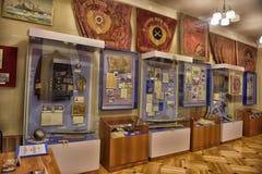 Воинск-исторический музей Тихоокеанского флота Стоковые Изображения RF