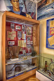 Воинск-исторический музей Тихоокеанского флота Стоковое Фото