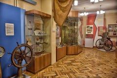 Воинск-исторический музей Тихоокеанского флота Стоковое Изображение RF
