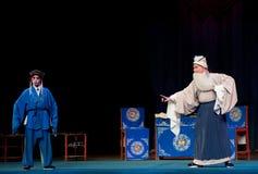 Воинственно настроенный павильон ветерка оперы šJiangxi ¼ teenagerï Стоковая Фотография