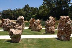 воины памятника Израиля стоковые изображения