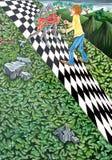 воины холма бесплатная иллюстрация