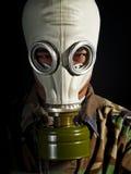 воин апокалипсиса ядерный Стоковые Фотографии RF