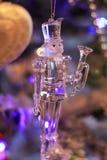Воин кристалла рождества Стоковые Фото