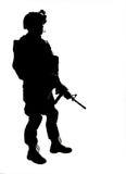 воин мы Стоковое Изображение