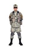 Воин США Стоковые Фото