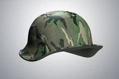 воин шлема армии 3d Стоковое фото RF