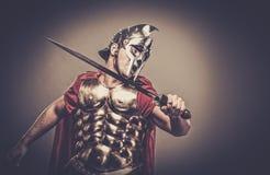 воин legionary римский Стоковое фото RF