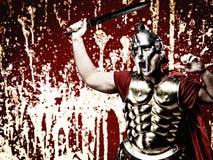 воин legionary Стоковое Изображение