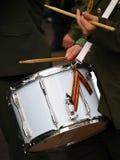 воиска барабанчика Стоковая Фотография RF