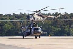 воиска вертолета транспортируют Стоковые Фотографии RF