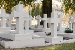 воиска кладбища Стоковые Фотографии RF