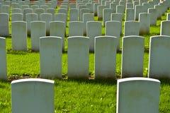 воиска кладбища Стоковая Фотография RF