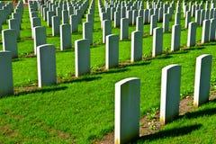 воиска кладбища Стоковое Изображение