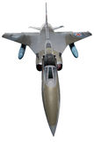 воиска самолет-истребителя стоковая фотография