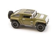 воиска humvee toy стоковое изображение