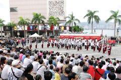 воиска kong hong международные татуируют Стоковая Фотография RF