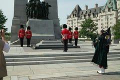 война Канады мемориальное национальное стоковое изображение rf