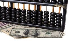 война ньютона s валюты вашгерда clicker шарика исполнительное Стоковые Изображения RF