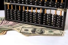 война ньютона s валюты вашгерда clicker шарика исполнительное Стоковая Фотография RF