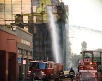 Война Окленд Gentrification Стоковая Фотография RF