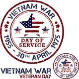 Война США против Демократической Республики Вьетнам память дня Стоковое Изображение