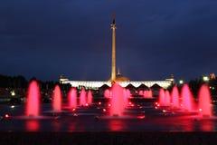 война центрального большого музея патриотическое Стоковые Изображения