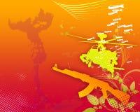 война 02 Стоковое Изображение