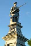 война kirriemuir мемориальное шотландское Стоковые Фотографии RF