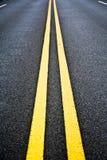 двойной желтый цвет Стоковое Изображение RF