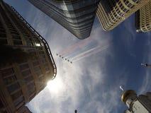 Войска летают Стоковое фото RF