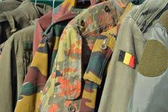Войска носят Стоковая Фотография RF