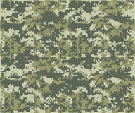 Войска текстуры камуфлируют армию повторений безшовную Стоковые Изображения RF