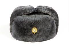 Войска шляпы зимы Стоковое фото RF