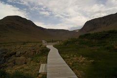 Войдите Tablelands Стоковая Фотография