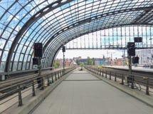 вокзал в Берлине Стоковое фото RF