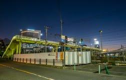 Вокзал Голень-Осака в Японии Стоковые Фото