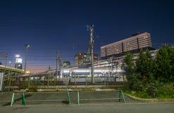 Вокзал Голень-Осака в Японии Стоковая Фотография RF