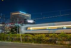 Вокзал Голень-Осака в Японии Стоковые Изображения RF