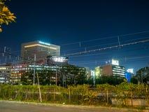 Вокзал Голень-Осака в Японии Стоковое Изображение RF
