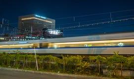 Вокзал Голень-Осака в Японии Стоковое Изображение