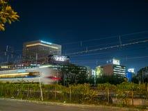 Вокзал Голень-Осака в Японии Стоковая Фотография