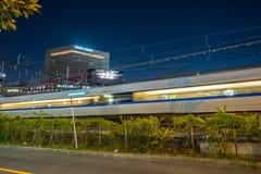 Вокзал Голень-Осака в Японии Стоковое фото RF