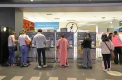 Вокзал Мельбурн Австралия стоковые изображения