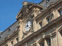 Вокзал st-Lazare в Париже Стоковые Фотографии RF